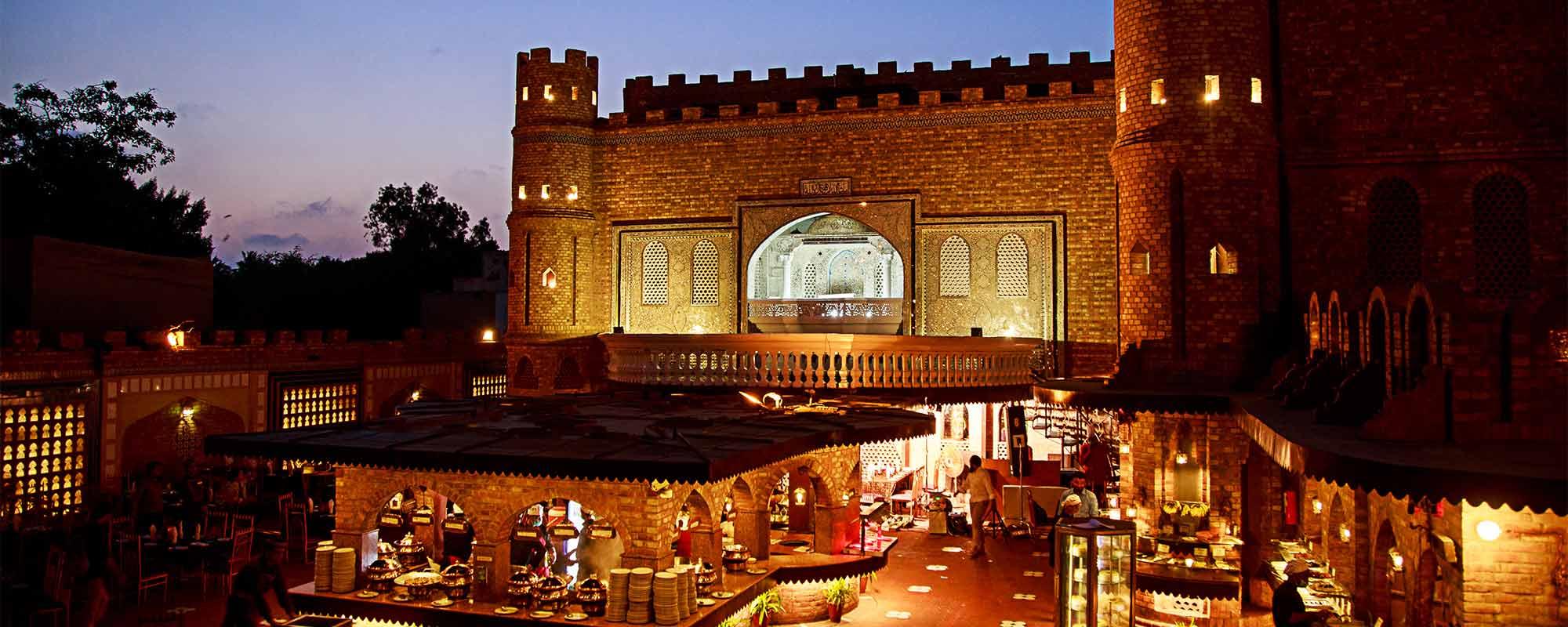 Lalqila Restaurant Karachi