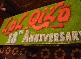 18th Anniversary Celebration of Lalqila Karachi