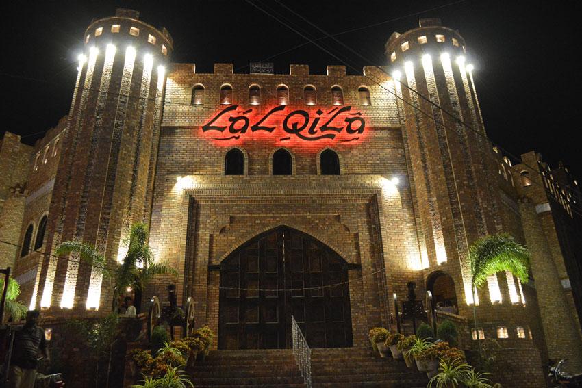 Lalqila Restaurant Hyderabad